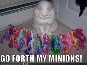 Cat Minions